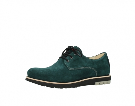 wolky lace up shoes 09392 canberra winter 40880 petrol blue suede_23