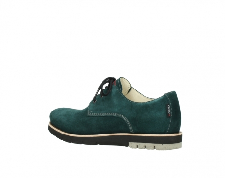 wolky lace up shoes 09392 canberra winter 40880 petrol blue suede_3