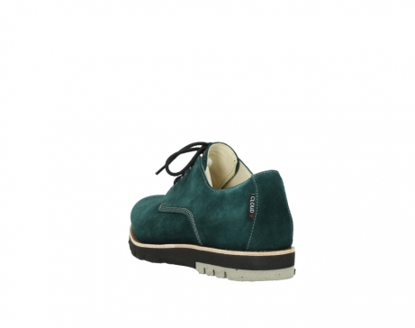 wolky lace up shoes 09392 canberra winter 40880 petrol blue suede_5