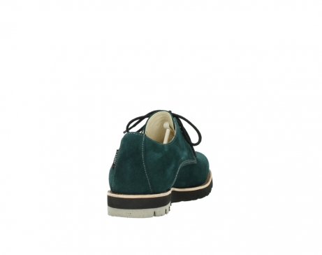 wolky lace up shoes 09392 canberra winter 40880 petrol blue suede_8