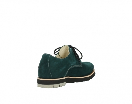 wolky lace up shoes 09392 canberra winter 40880 petrol blue suede_9