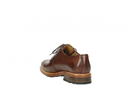 wolky lace up shoes 09403 turin 30430 cognac leather_9