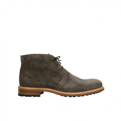 wolky chaussures a lacets 09404 milan 40300 suede marron