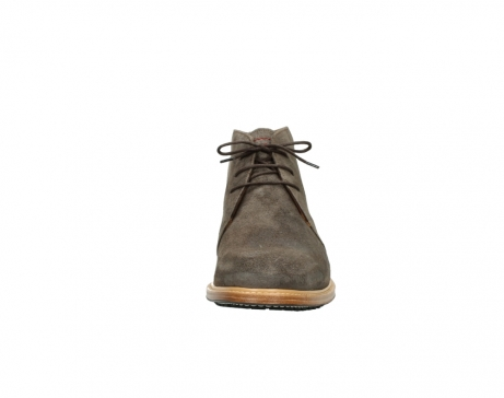 wolky chaussures a lacets 09404 milan 40300 suede marron_19