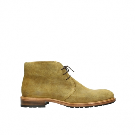 wolky lace up shoes 09404 milan 40940 moutarde yellow suede