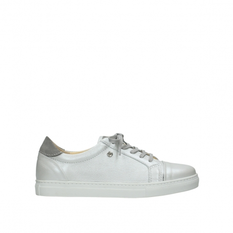 wolky lace up shoes 09440 perry 81100 white leather