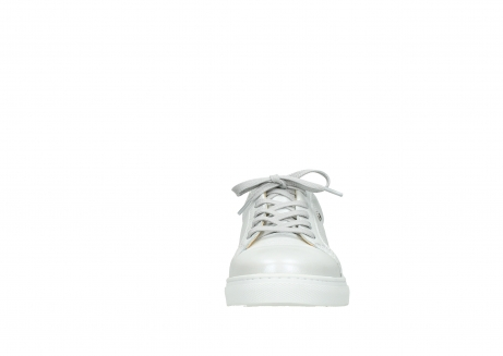 wolky lace up shoes 09440 perry 81100 white leather_19