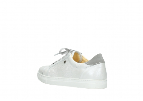 wolky lace up shoes 09440 perry 81100 white leather_4