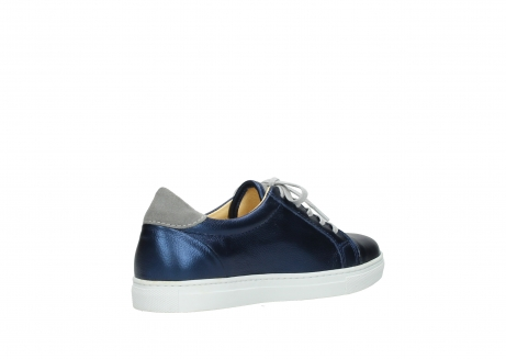 wolky lace up shoes 09440 perry 81800 blue leather_10