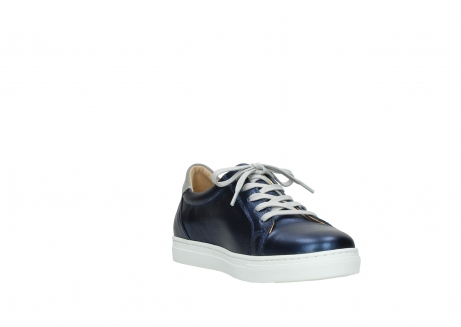 wolky lace up shoes 09440 perry 81800 blue leather_17