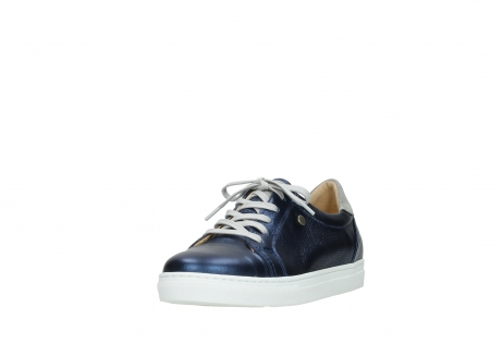 wolky lace up shoes 09440 perry 81800 blue leather_21