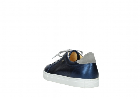 wolky lace up shoes 09440 perry 81800 blue leather_5