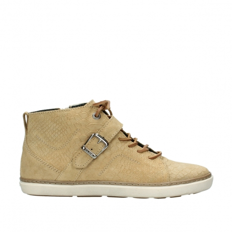 wolky lace up shoes 09457 alba 40390 beige cobra suede