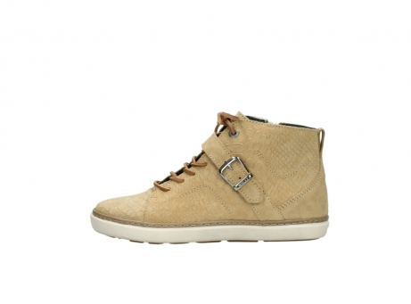 wolky lace up shoes 09457 alba 40390 beige cobra suede_1