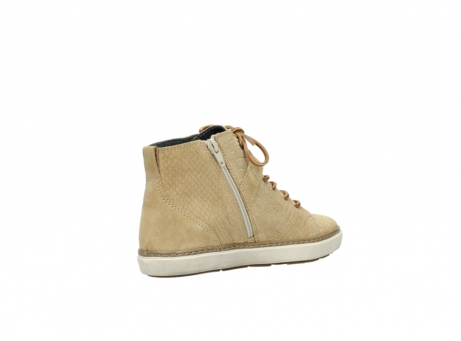 wolky chaussures a lacets 09457 alba 40390 suede sable_10