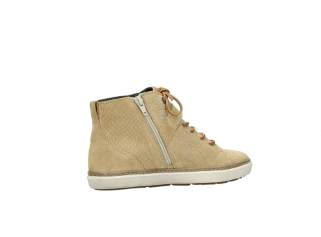 wolky lace up shoes 09457 alba 40390 beige cobra suede_11