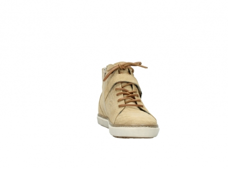 wolky lace up shoes 09457 alba 40390 beige cobra suede_18