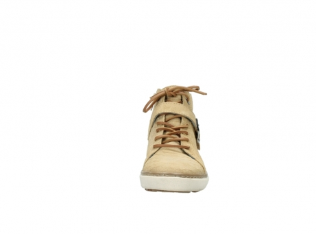 wolky chaussures a lacets 09457 alba 40390 suede sable_19