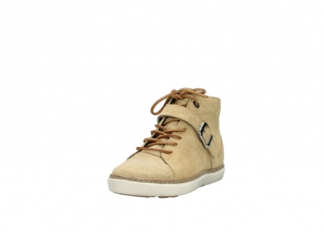 wolky lace up shoes 09457 alba 40390 beige cobra suede_21