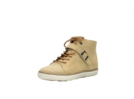 wolky lace up shoes 09457 alba 40390 beige cobra suede_22
