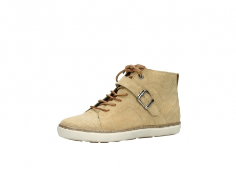 wolky lace up shoes 09457 alba 40390 beige cobra suede_23