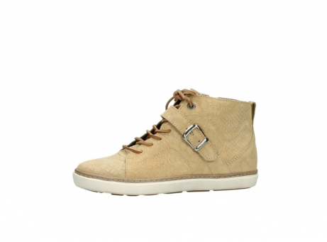 wolky lace up shoes 09457 alba 40390 beige cobra suede_24
