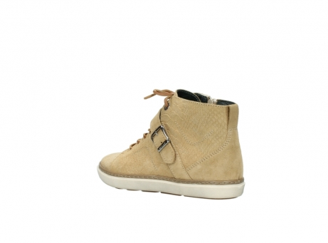 wolky chaussures a lacets 09457 alba 40390 suede sable_4