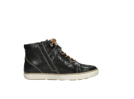 wolky lace up shoes 09457 alba 90000 black craquele leather_13