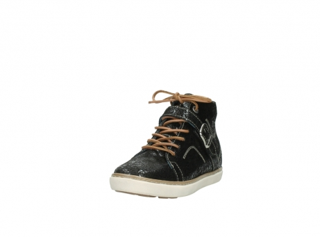 wolky lace up shoes 09457 alba 90000 black craquele leather_21