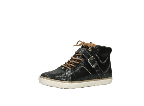 wolky lace up shoes 09457 alba 90000 black craquele leather_23