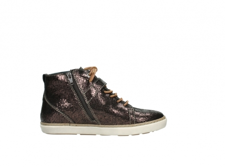 wolky lace up shoes 09457 alba 90300 brown craquele leather_13