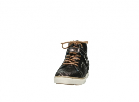 wolky lace up shoes 09457 alba 90300 brown craquele leather_20