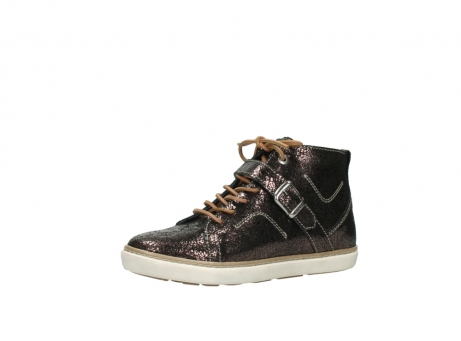 wolky lace up shoes 09457 alba 90300 brown craquele leather_23