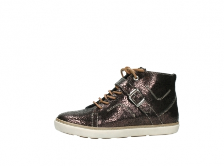 wolky lace up shoes 09457 alba 90300 brown craquele leather_24