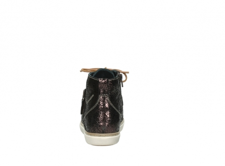wolky lace up shoes 09457 alba 90300 brown craquele leather_7