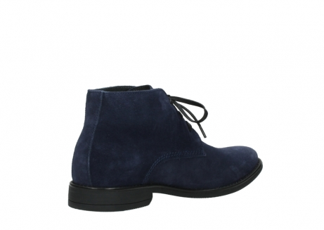 wolky veterschoenen 09986 washington men 40800 blauw leer_10