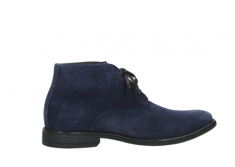 wolky veterschoenen 09986 washington men 40800 blauw leer_12