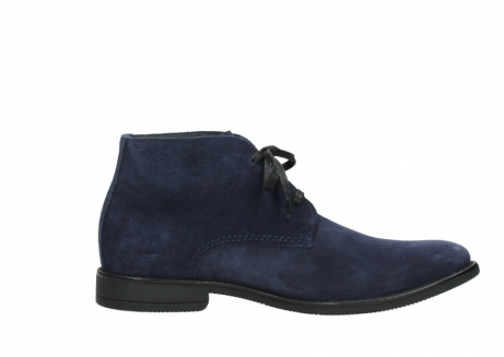 wolky veterschoenen 09986 washington men 40800 blauw leer_13