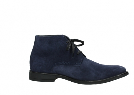 wolky veterschoenen 09986 washington men 40800 blauw leer_14