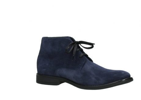 wolky veterschoenen 09986 washington men 40800 blauw leer_15