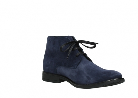 wolky veterschoenen 09986 washington men 40800 blauw leer_16