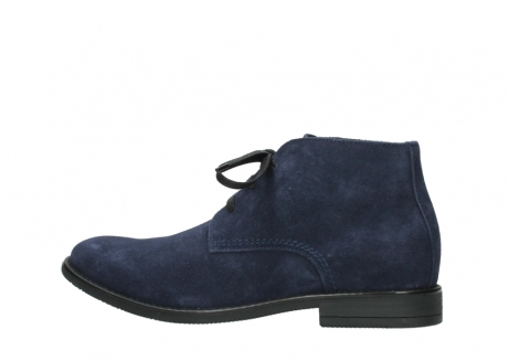 wolky veterschoenen 09986 washington men 40800 blauw leer_2