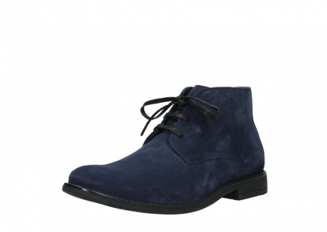 wolky veterschoenen 09986 washington men 40800 blauw leer_22