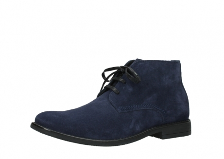 wolky veterschoenen 09986 washington men 40800 blauw leer_23