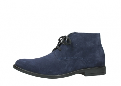 wolky veterschoenen 09986 washington men 40800 blauw leer_24