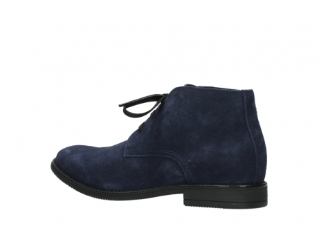 wolky veterschoenen 09986 washington men 40800 blauw leer_3