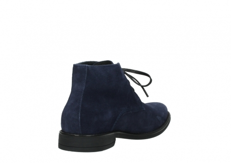 wolky lace up shoes 09986 washington men 40800 blue suede_9