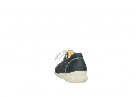 wolky veterschoenen 1510 pima 107 zwart zomer nubuck_6