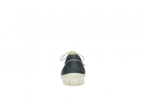 wolky veterschoenen 1510 pima 107 zwart zomer nubuck_7
