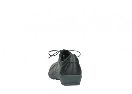wolky veterschoenen 1570 sena 100 zwart geolied nubuck_6